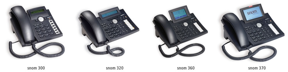 snom-300-320-360-and-370-IP-Phone-Series